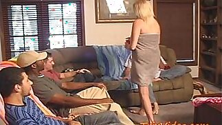 Cheating Soccer MOM gets BANGED