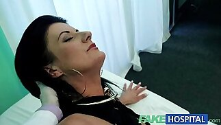 FakeHospital Smart mature MILF has a sex confession to make