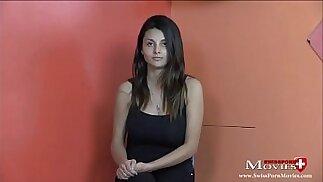 Casting Interview mit Lilly 18 in Zurich SPM