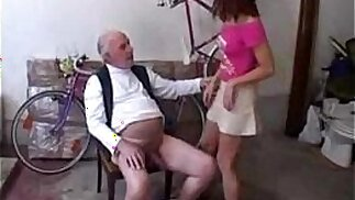 old man fucking young girl
