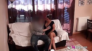 Esperanza, the teacher, sends a video banging another one of their students.