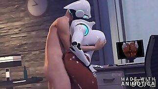 Robot Chick Sex