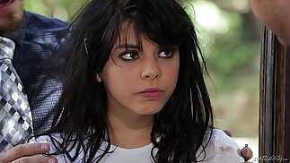 Wild Teen From The Woods Gina Valentina