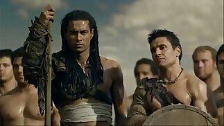 Spartacus - tutte le scene erotiche - Gods of The Arena