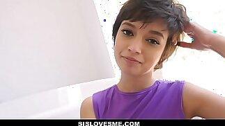 SisLovesMe Seduced and Groped By Stepsis Eden Aria Olivia Lua