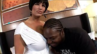 Big tit milf gets banged by black cock in Hot Milf Ass Video